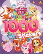 PALACE PETS 1000 STICKERS (ตท.)