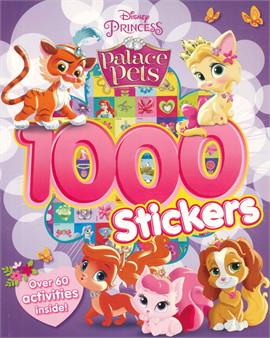 PALACE PETS 1000 STICKERS (ตท.)