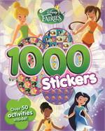 DISNEY FAIRIES 1000 STICKER (ตท.)