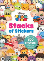 DISNEY STACKS of  Stickers (ตท.)