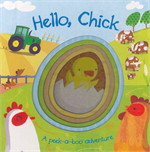 HELLO CHICK DIE CUT ANIMAL BB (ตท.)