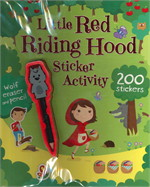 LITTLE RED RIDING HOOD STKR AC (ตท.)