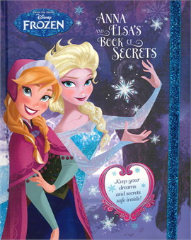 ANNA & ELSA BK OF SECRETS (ตท.)