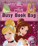 PRINCESS MINI BUSY BOOK BAG (ตท.)