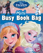 FROZEN MINI BUSY BOOK BAG (ตท.)