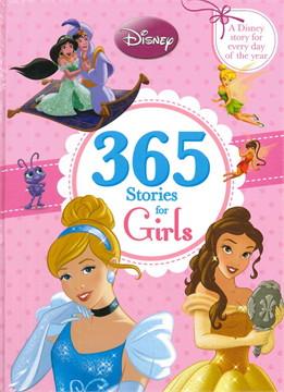 DISNEY GIRLS 365 STORIES (ตท.)