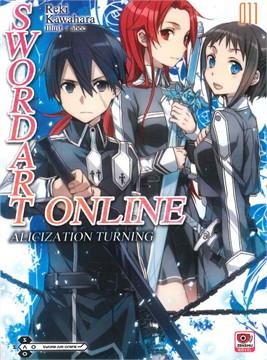 Sword Art Online 011 (Alicization Turning)