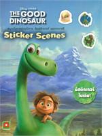 นิทานไดโนเสาร์สติกเกอร์ Sticker Scenes