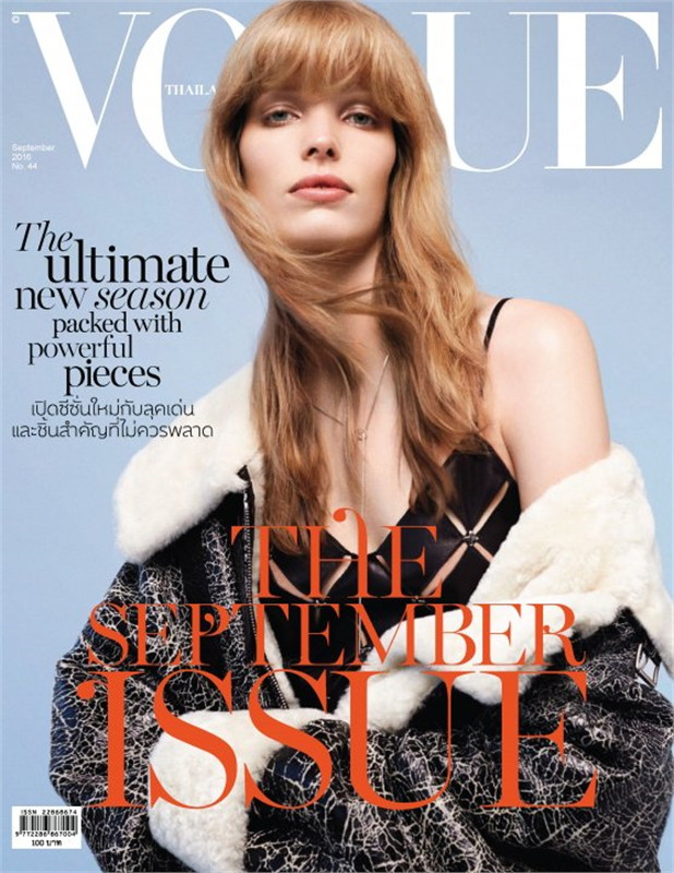 VOGUE THAILAND September 2016