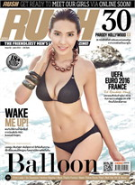 RUSH Magazine Issue 82 June 2016