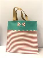 Pink Strip Handbag