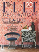 ELLE DECORATION No.208 June 2016