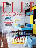 ELLE DECORATION No.209 July 2016