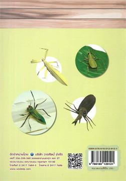 งานฝีมือสุดคุ้ม ช.ประดิษฐ์ผีเสื้อ-แมลง