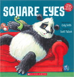 Square Eyes (with audio CD)
