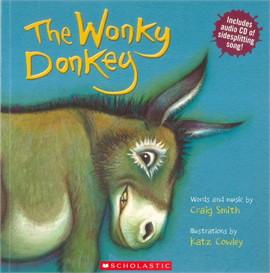 The Wonky Donkey (with audio CD)