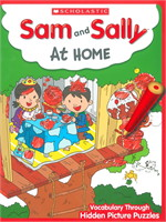 SAM AND SALLY AT HOME