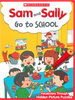 SAM AND SALLY GO TO SCHOOL
