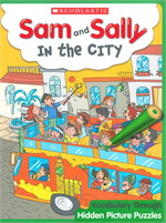 SAM AND SALLY IN the CITY