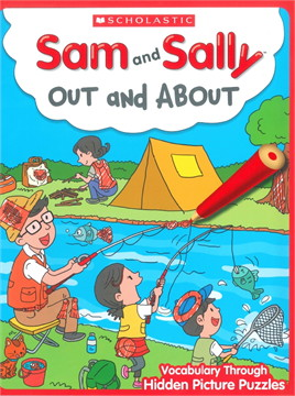SAM AND SALLY OUT AND ABOUT