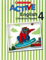 Scholastic Active Eng. Lit. Reader 4