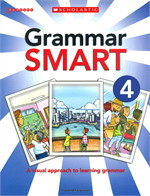 GRAMMAR SMART 4 (NEW)