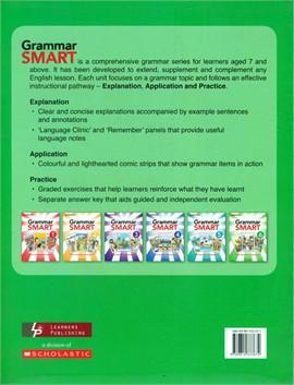 GRAMMAR SMART 6 (NEW)