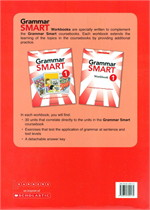 GRAMMAR SMART WORKBOOK 1