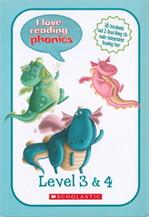 I Love Reading Phonics Level 3 & 4