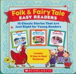 Folk&Fairy Tale Easy Readers Parent Pack