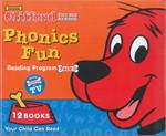 CLIFFORD PHONICS FUN PACK 3 (W/CD)