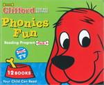 CLIFFORD PHONICS FUN PACK 4 (W/CD)