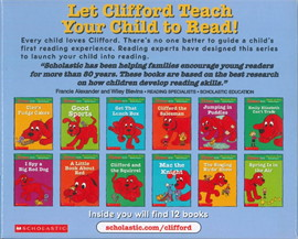 CLIFFORD PHONICS FUN PACK 5 (W/CD)