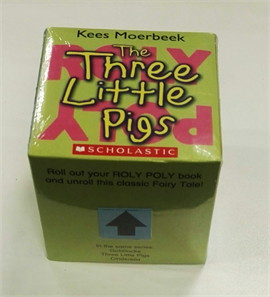 ROLY POLY: THREE LITTLE PIGS