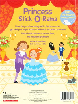 STICK-O-RAMA: PRINCESS PALACE