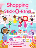 STICK-O-RAMA: SHOPPING TRIPS