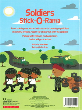 STICK-O-RAMA: SOLDIERS