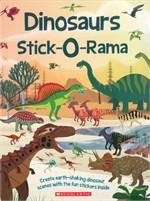 STICK-O-RAMA: DINOSAURS