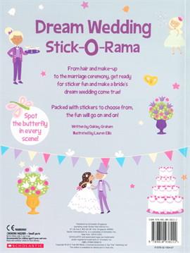 STICK-O-RAMA: DREAM WEDDING