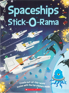 STICK-O-RAMA: SPACESHIPS