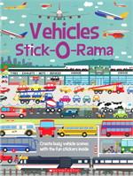 STICK-O-RAMA: VEHICLES