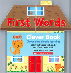 CLEVER BOOK: FIRST WORDS