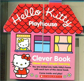 CLEVER BOOK: HELLO KITTY