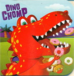 CHOMP BOOKS: DINO CHOMP