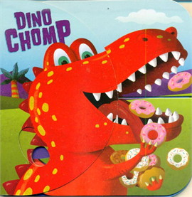 CHOMP BOOKS: DINO CHOMP