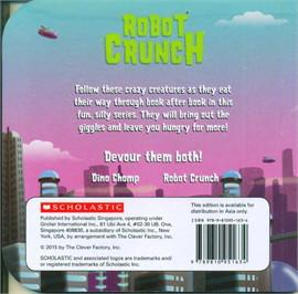CHOMP BOOKS: ROBOT CRUNCH