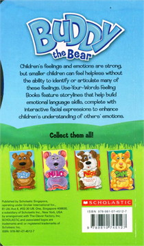 MOOD BOOK: BUDDY THE BEAR