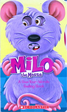 MOOD BOOK: MILO THE MOUSE