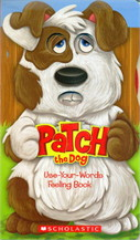 MOOD BOOK: PATCH THE DOG