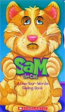 MOOD BOOK: SAM THE CAT
